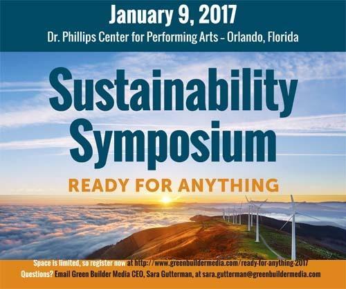 Sustainability Symposium 2017
