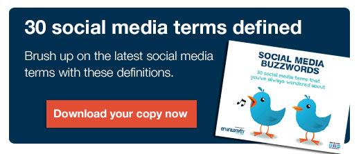 social media terms