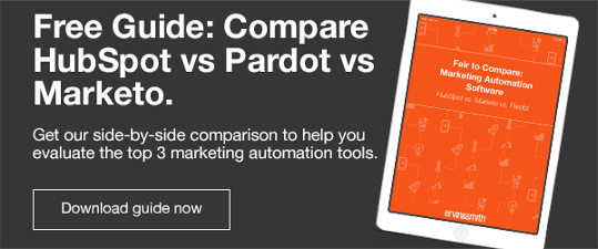 Marketing Automation Comparison Guide