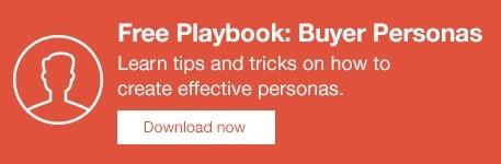 Free Playbook: Buyer Personas