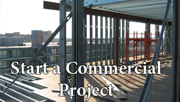 Start a Commercial Project
