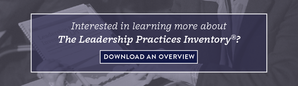 Download an Overview of The Leadership Practices Inventory 360 LPI