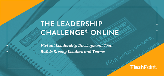 Attend The Leadership Challenge online!