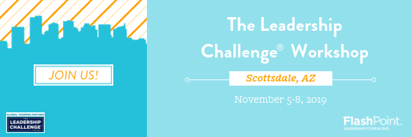 Register for The Leadership Challenge Scottsdale