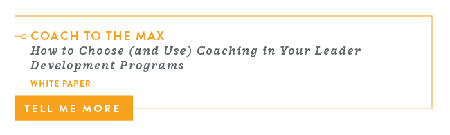 Coach to the Max Whitepaper Download