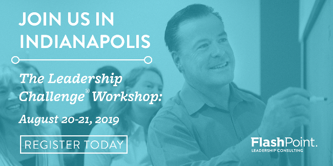 Join us for The Leadership Challenge Indianapolis