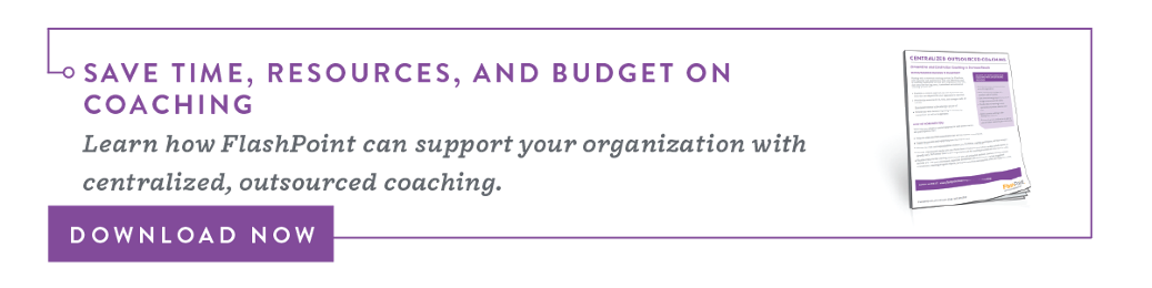 Support your leaders with outsourced coaching opportunities