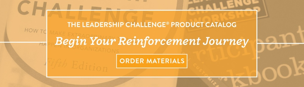 Download The Leadership Challenge Product Catalog