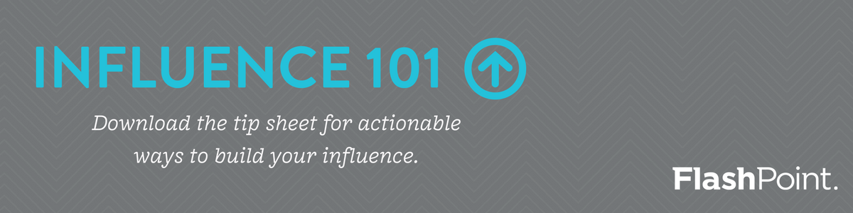Influence 101 worksheet download