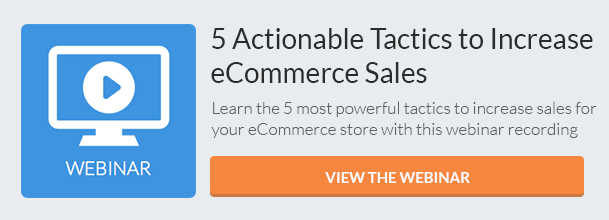 5 Actionable Tactics to Increase eCommerce Sales