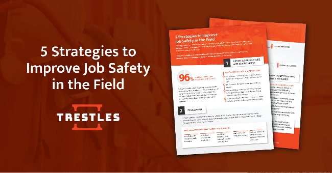 5 Strategies to Improve Job Safety in the Field
