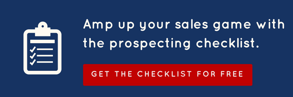 Download The Pre-Prospecting Call Checklist | Xcellimark