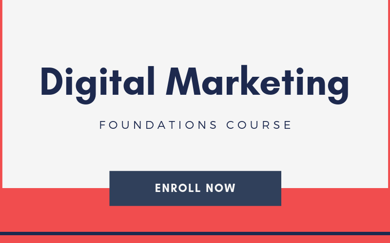 Enroll in the Digital Marketing Foundations Course | Xcellimark Training