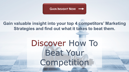 Get Your Competitive Analysis Today