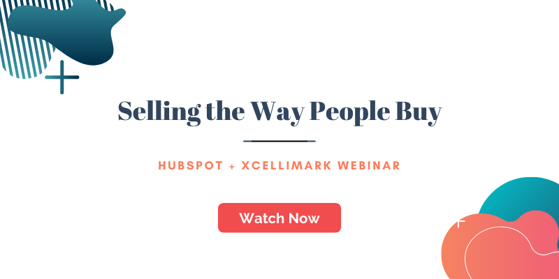 "Register to Watch the Webinar ""Selling the Way People Buy"""
