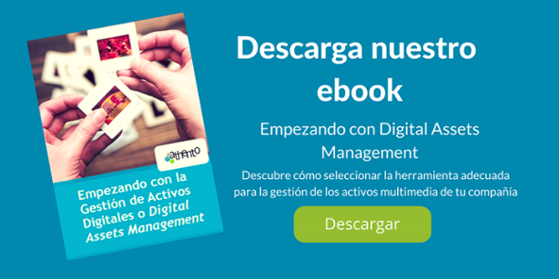 Descarga nuestro ebook: Empezando con Digital Assets Management
