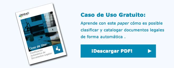 Caso de Uso: Clasificación Automática de Documentos Legales