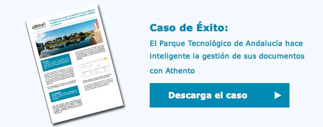 El parque tecnológico de Andalucía gestiona sus documentos con Athento