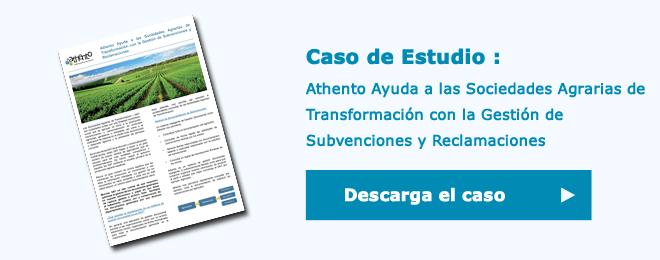 Athento Ayuda a las Sociedades Agrarias de Transformación con la Gestión de Subvenciones y Reclamaciones