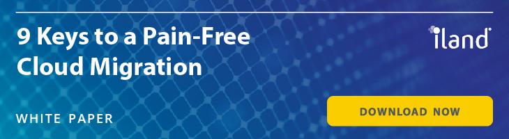 9 Key to a Pain-Free Cloud Migration