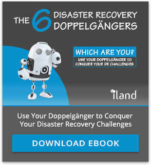 Who is your Disaster Recovery Doppelganger?