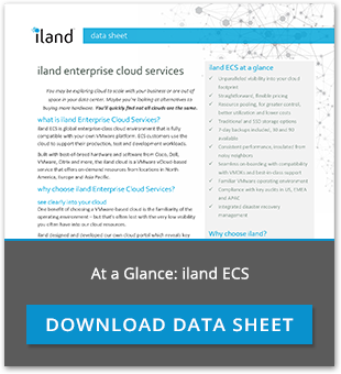 Enterprise Cloud Services Datasheet