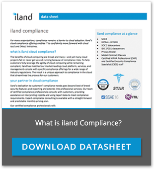 What is iland compliance?