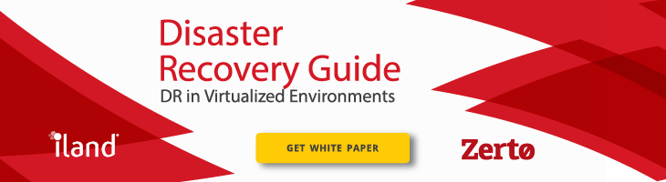 Zerto and iland Disaster Recovery Guide