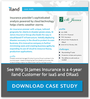 St James Insurance Case Study