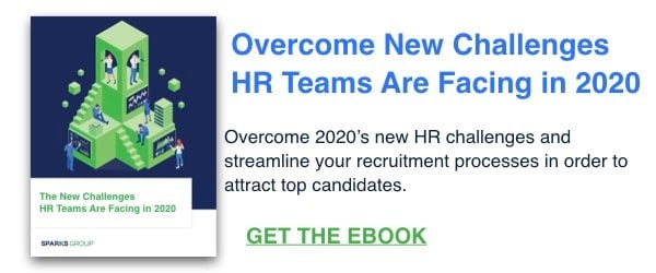 eBook: The Top Challenges HR Teams Are Facing in 2020