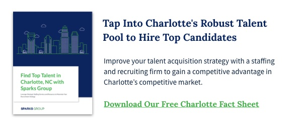 staffing agency in Charlotte, NC