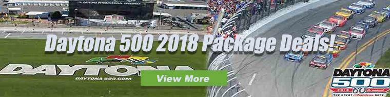 Daytona Packages