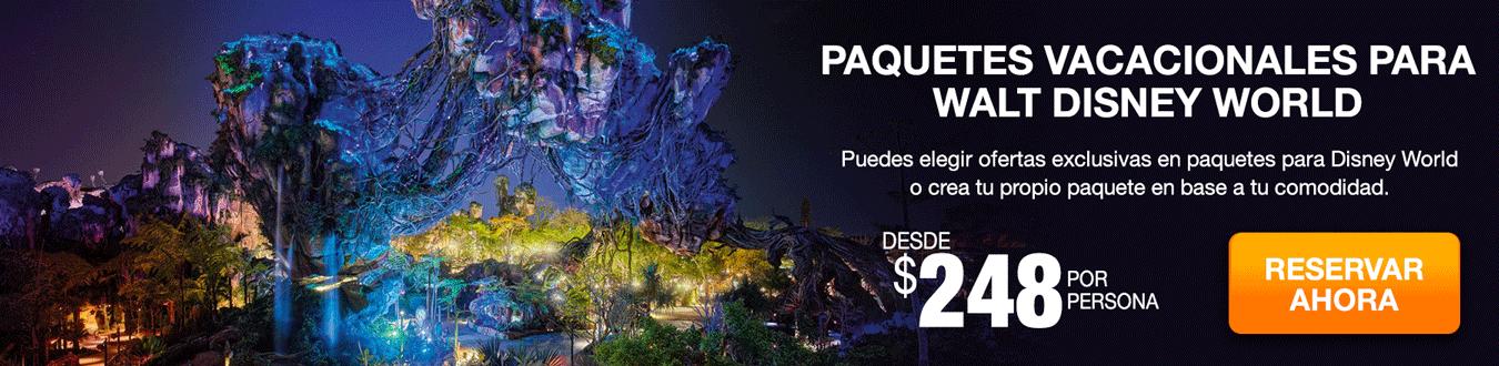 Paquete Vacacional para Disney - OrlandoVacation