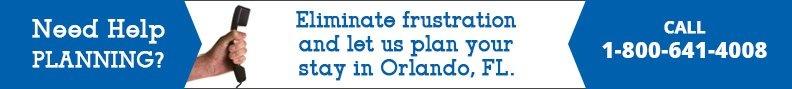 Orlando vacation planning
