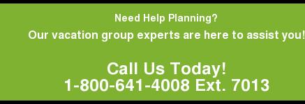 Need Help Planning?