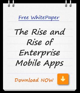 Enterprise mobile apps and mobile app development