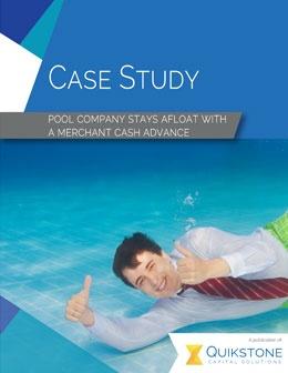 Merchant Cash Advance Case Study