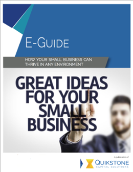 How Your Small Business Can Thrive In Any Environment