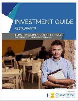 Restaurant Investment Guide 2021