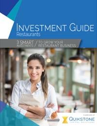 Restaurant Investment Guide
