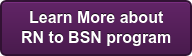Get RN to BSN program & $2,500 Completion Bonus   information