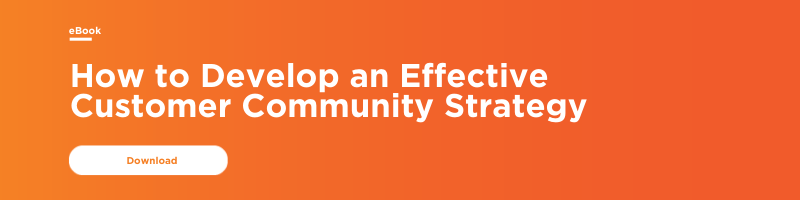 Tips for developing a great online customer community strategy.