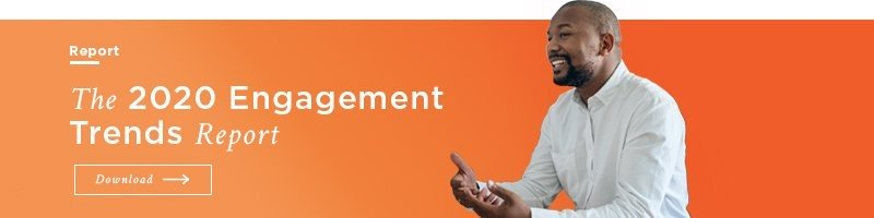 Report Higher Logic 2020 Engagement Trends Report