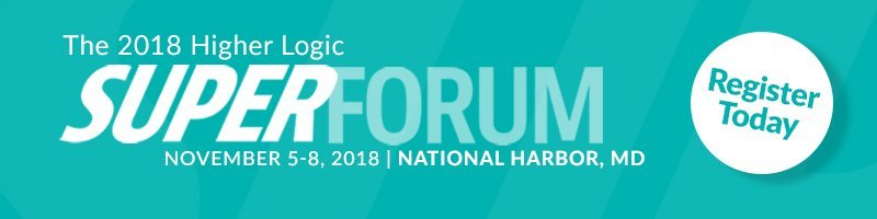 Register-for-Super-Forum-2018-November-5-through-8-2018-National-Harbor-MD-Higher-Logic
