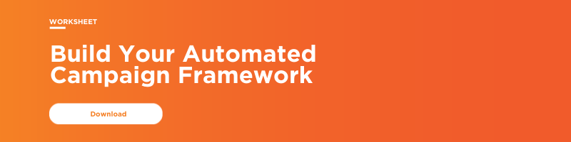 Build Your Automated Campaign Framework