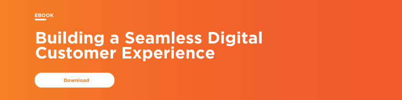 eBook - Building a Seamless Digital Customer Experience