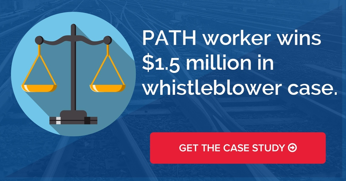 Find out how Marc Wietzke won a groundbreaking whistleblower case against the railroad.