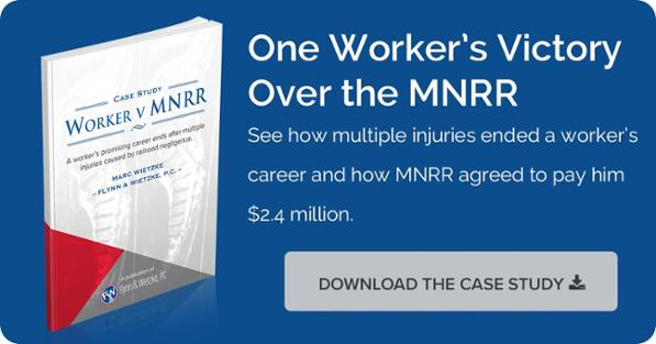 Metro-North multiple injuries $2.4 million settlement