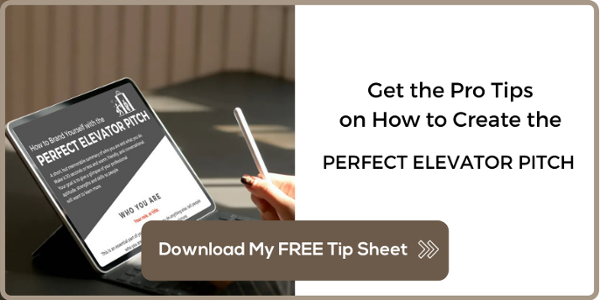 Want a Better Elevator Pitch? Download Your Free Elevator Pitch Tip Sheet