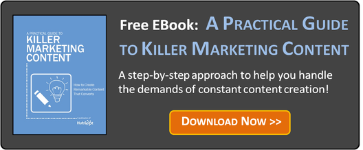 Free eBook: A Practical Guide to Killer Content Marketing